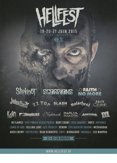 Le Hellfest 2015